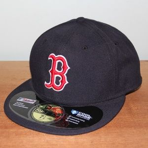 NEW New Era 59Fifty Fitted Boston Red Sox Baseball